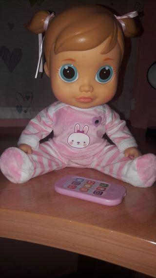 muñeca que habla
