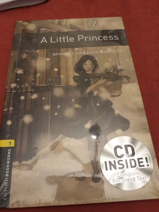 A litlle princess. En inglés. Con CD