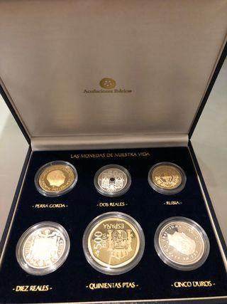 Colección Monedas de Nuestra Vida