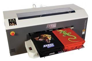 Impresora textil DTG Digital M2