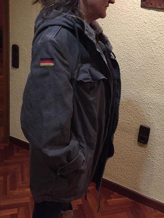 Chaquetón militar aleman