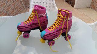 patines sol y luna talla 38 39