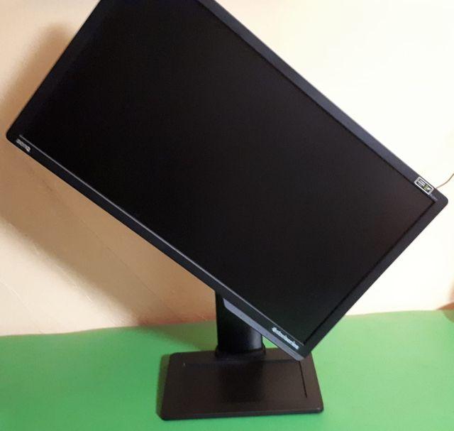 Monitor PC BenQ XL2411Z 144hz de segunda mano por 199 € en
