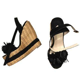 Exclusivas sandalias de Paloma Barcelo