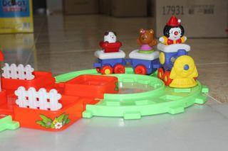 tren juguete niño niña. juguetes