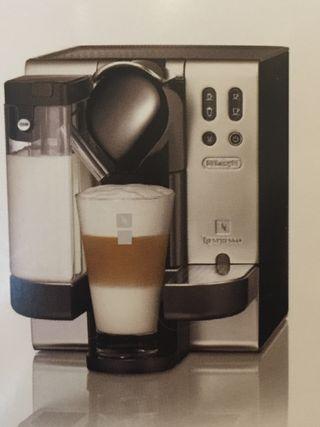 Delonghi Lattissima Nespresso cafetera de segunda mano por