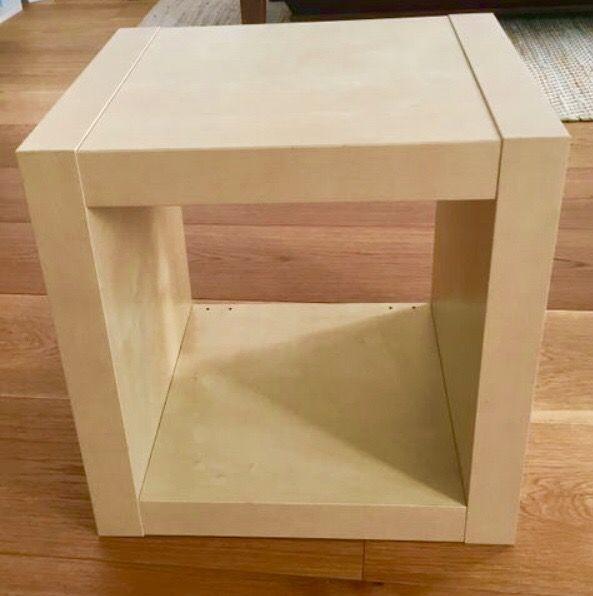 Deux cubes IKEA 45cm