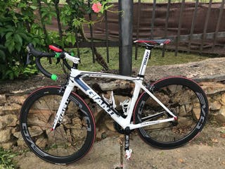 Giant tcr composite 1 carbono rotor