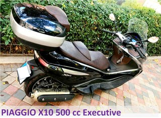PIAGGIO X10 500cc Executive -2016 -16.000 km