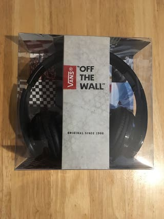 Vans Off The Wall Stereo Headphones