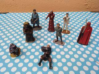 Figuras de plomo de Star Wars