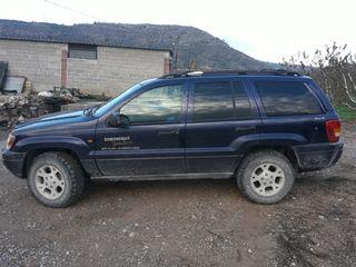 jeep grand cherokee de segunda mano en la provincia de zaragoza en