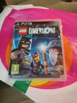 ps3 juego dimensions