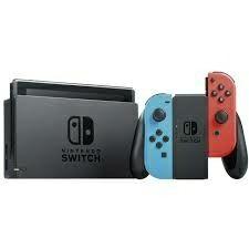 Nintendo Switch + Juego Donkey Kong
