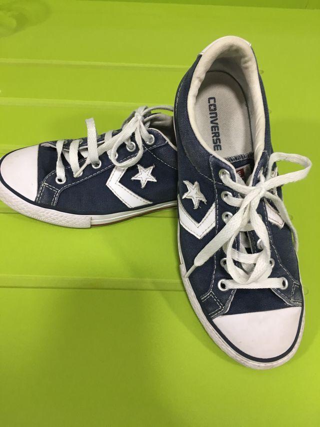 ac120645b78171 Zapatillas Converse All STAR talla 35 de segunda mano por 8 € en ...