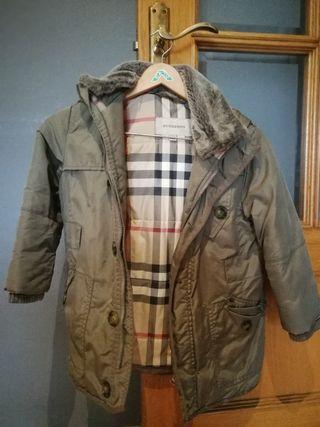 chaqueta burberry original