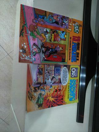Comics Ed. Bruguera. Colección Olé