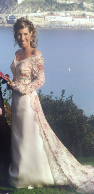 Vestidos novia a medida donostia