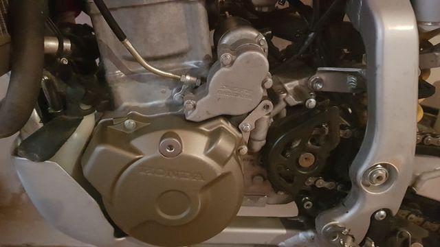 XR 650R Arranque Electrico