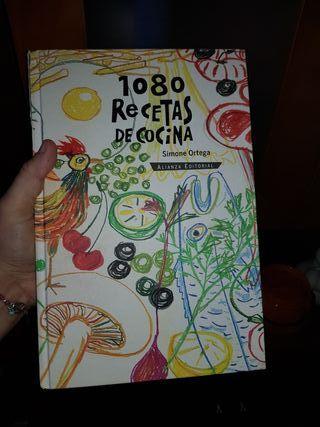 libro 1080 recetas