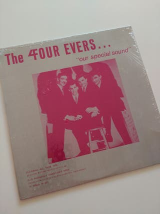 DOO WOP THE FOUR EVERS
