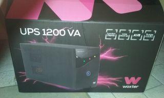 Energía SAI Woxter UPS 1200 VA
