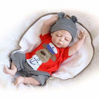 Bebes Reborn muñecas realistas baby Doll silicona