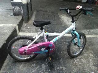 Bici niña 5-6 años