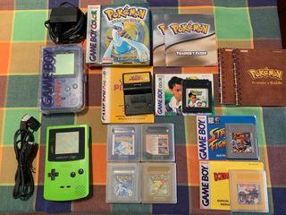 Pack Game Boy