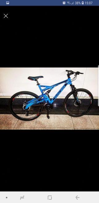 Bicicleta de Montaña Racer TaLla (L) 250€