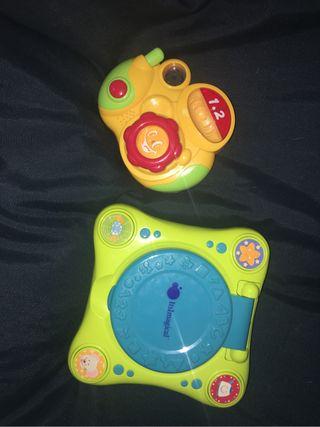 Juego musical imaginarium bebe