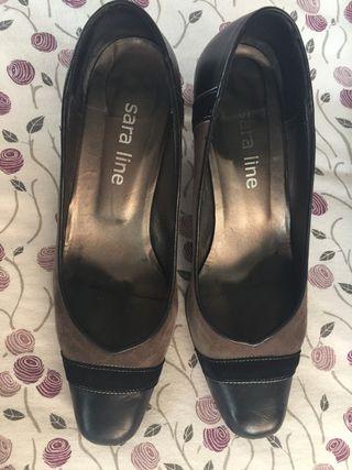 Zapatos Sara Line señora 38