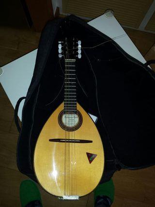 mandola E-1 Sapelly Soprano, Guitarras Quiles