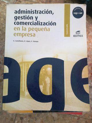 Administración gestión y comercialización
