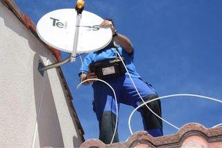 Instalación reparacion tv satelite