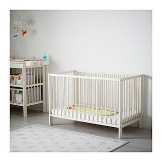 Cuna Ikea + colchón 60 x 120