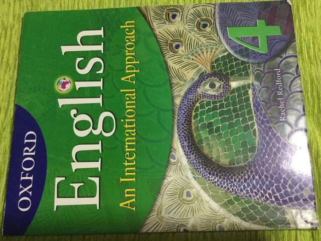 Libro Inglés: an international approach