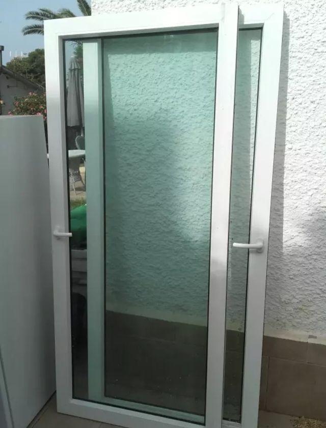 Puertas Correderas Pvc Terraza De Segunda Mano Por 2295 En Torre