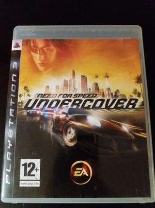 Juego PS3 Need For Speed Undercover