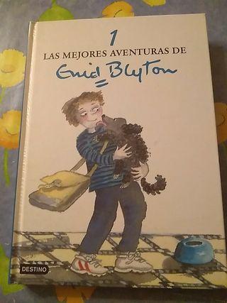 las mejores aventuras de Enid Bliton