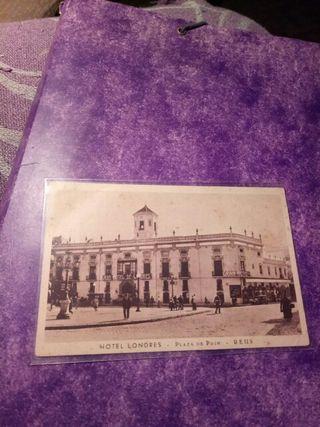 postal antigua, Reus