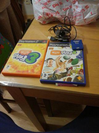 set juegos playstation