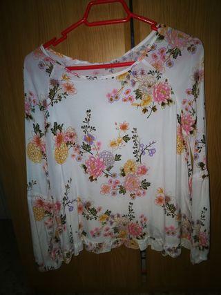 Camisa de flores Springfield