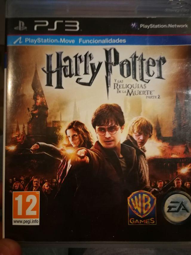 Juego Harry Potter De Segunda Mano Por 30 En Tarrega En Wallapop
