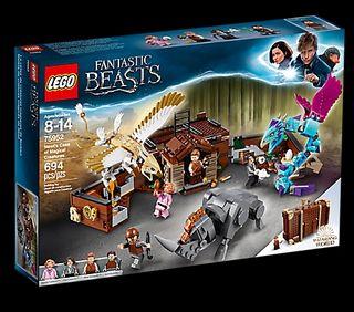 LEGO - Maleta de NEWT (75952)
