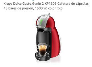 Cafetera DolceGusto