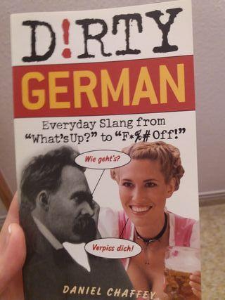Libro slang inglés-alemán
