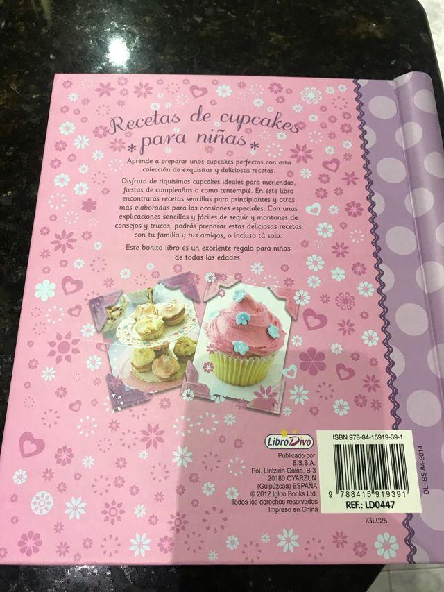 Recetas de Cupcakes para niñas NUEVO!!