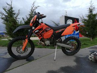 KTM EXC 200