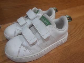 zapatillas de niño adidas numero 25